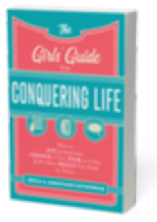 Girl's Guide to Conquering Life book