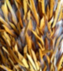 Franges de cuir marta mantovani paris