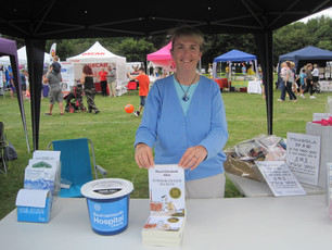 Great day at Littledown Centre Family Fun Day last Sunday with The Bournemouth Hospital Charity