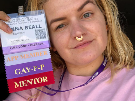 Ep. 73 - Anna Beall (LGBTQ inclusiveness)
