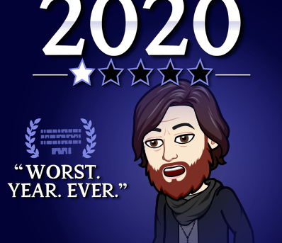 Episode 174 - 2020: the worst year ever, in review.