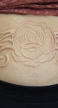 Scarification by Ryan Ouellette