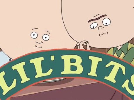 120 - Zak Dubois + 'Lil Bits