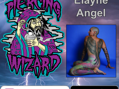Episode 15 with Elayne Angel