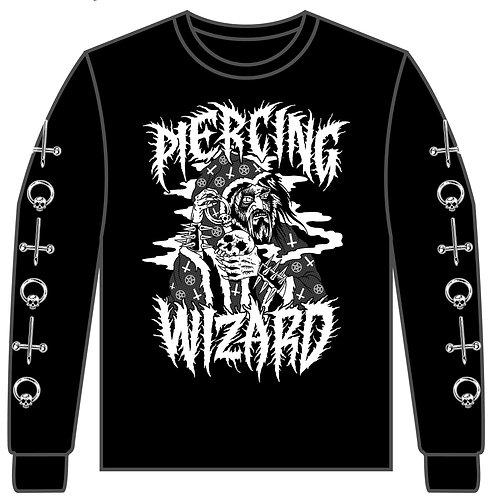 Piercing Wizard metal shirt