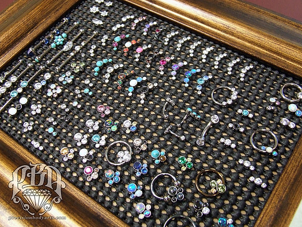 Precision Body Arts Body Jewelry In Nashua New Hampshire