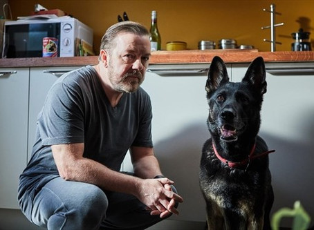 """""""After Life."""" Ricky Gervais' unexpectedly hopeful portrayal of Grief and Depression"""