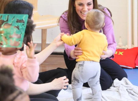 The Duchess of Cambridge and the Wonders of the Attachment Theory