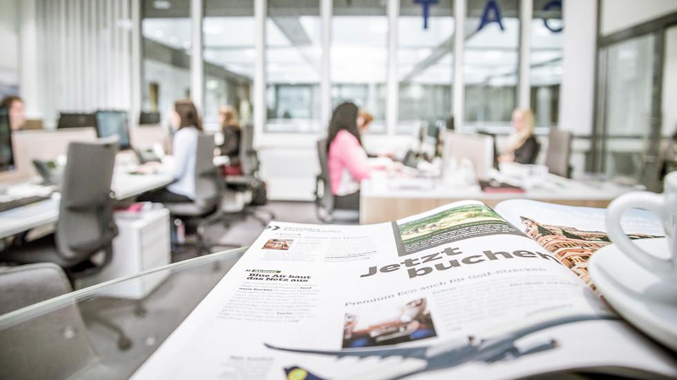 C.A.T. Flughafen Stuttgart - Chandler Photography