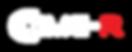 TIME-R digital timer logo white