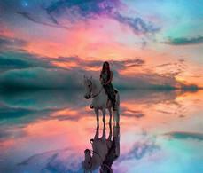 Pleine Lune du 24 Juillet, Miroir mon beau Miroir