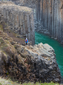Stuðlagil, Iceland