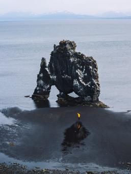 Hvitsekur, Iceland