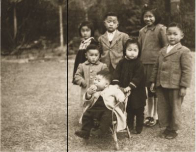 Os sete primeiros filhos