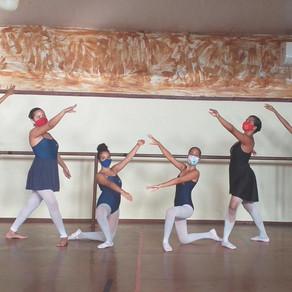 A realidade do Projeto Ballet Arte e suas ações durante a Pandemia