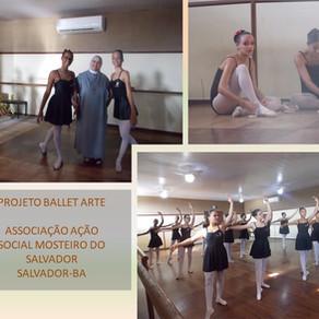 Ballet Arte no Subúrbio de Coutos - Salvador/BA