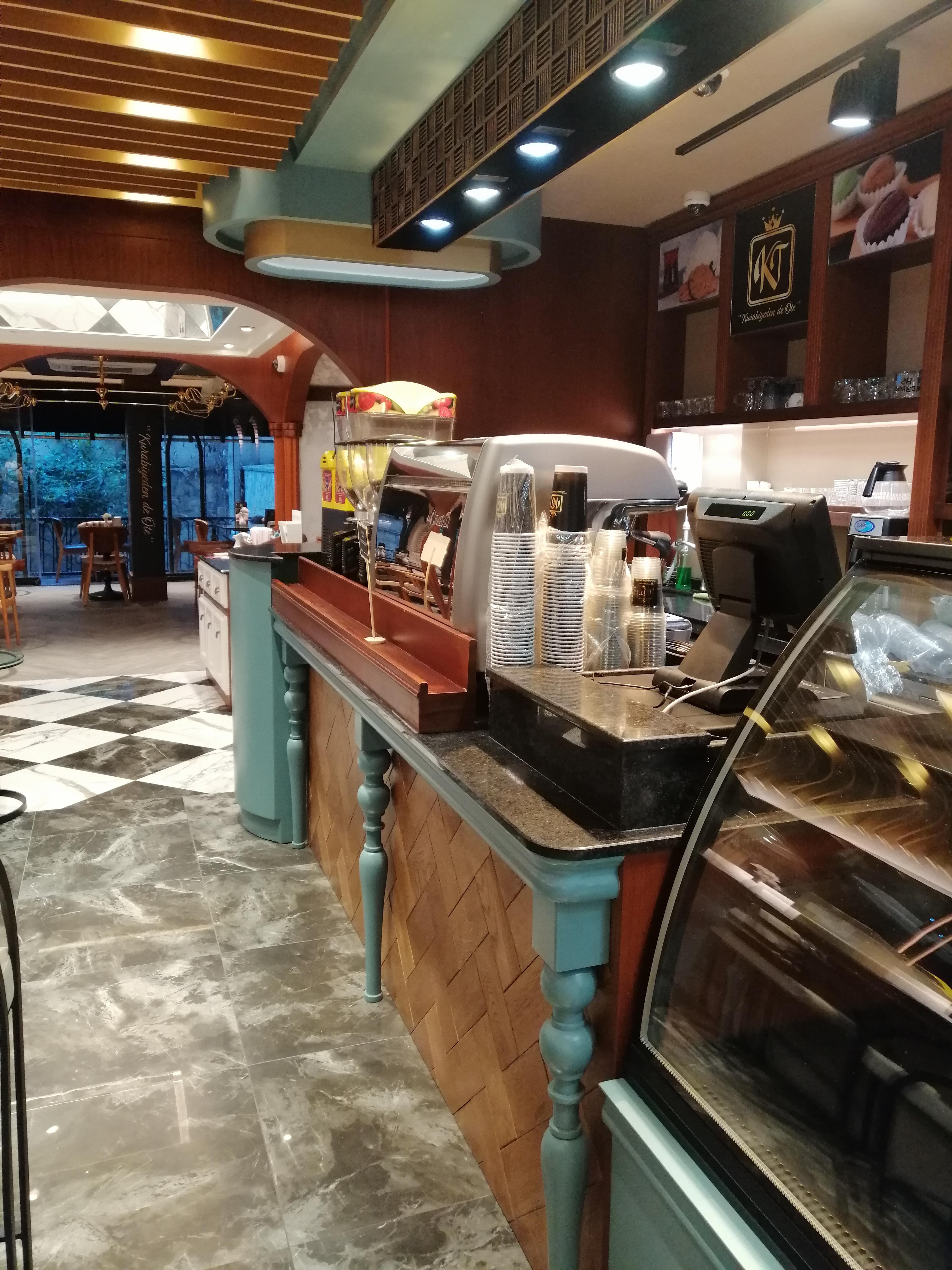 Cafe Sistemi