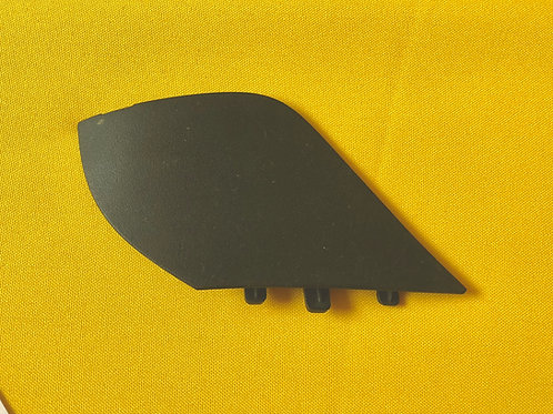 MX FR Tow Hook Cover