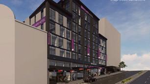 Recent project: Mercure Auckland Hotel, Kalmar