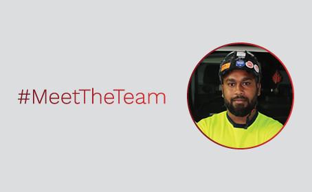 Meet the Team: Ricky Kwaoga, Supervisor