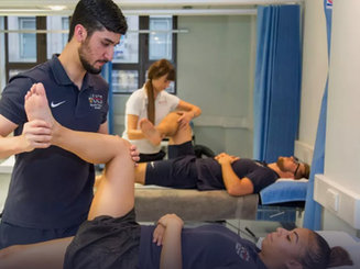 Sports Massage and Remedial Therapy