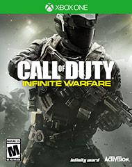 cod infinite warfare xbox m