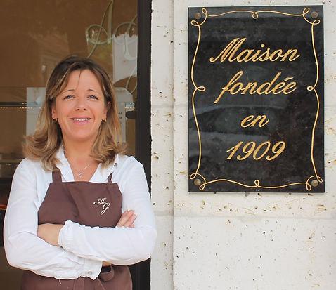 Caroline Guignard pâtisserie arcachon pâtisserie Guignard