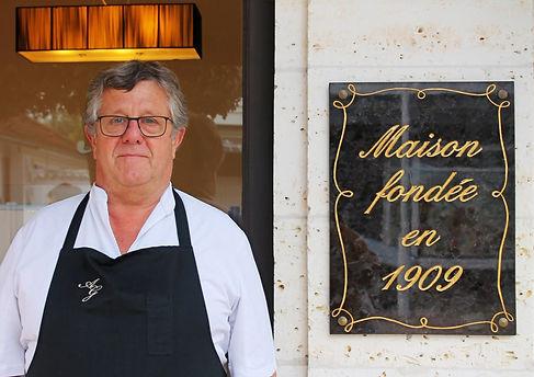 Alain Guignard pâtisserie arcachon pâtisserie Guignard