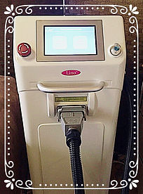 サロンドミコの最新型脱毛機器
