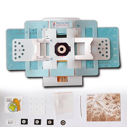 Foldscope Temel Set