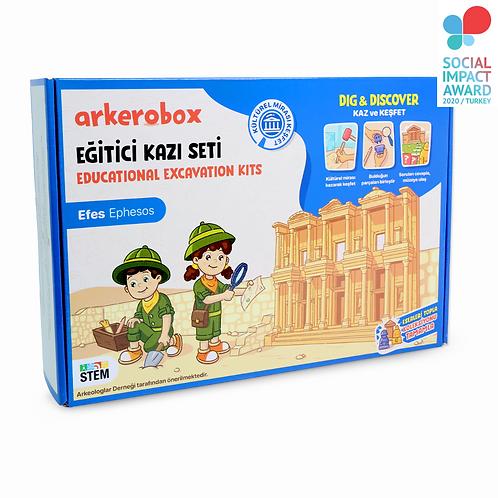 Arkerobox Efes Eğitici Kazı Seti