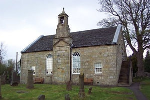 Baldernock Parish Church