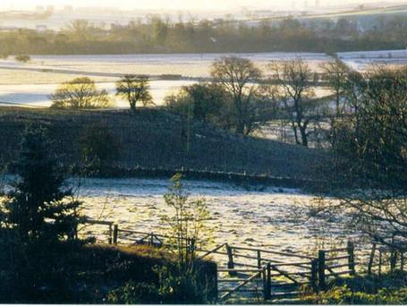 Winter in Baldernock