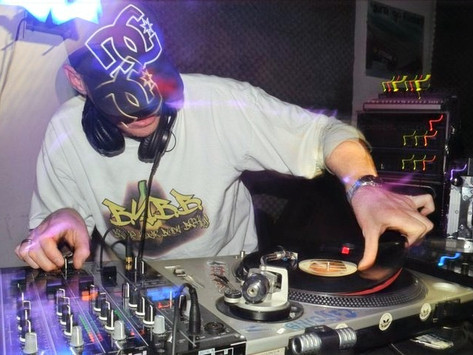 1 Listener is Better than None: DJ Natural Nate Up Close and Personal