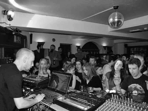 Rogue Frequency: Dave Hayden on Irish Electronic Scene, Building Modulars, and Side Project FracTAL
