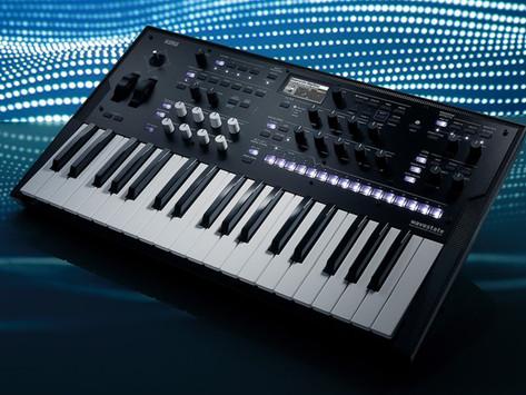 "Korg Releases ""Wavestate"" Digital Synthesizer"