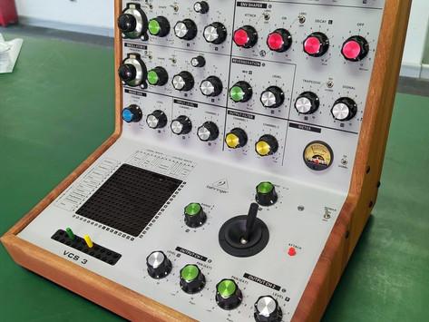 Behringer Unveils VCS3 Prototype