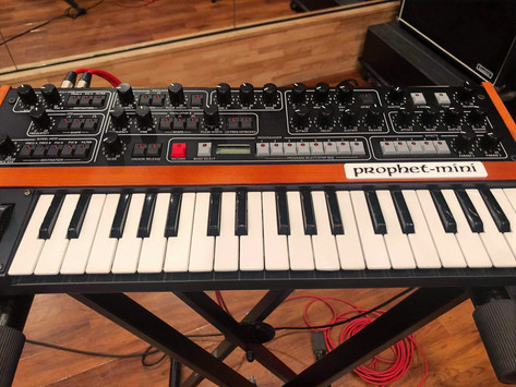 Japanese Start-up PikoPiko Factory Reveals the Prophet-Mini Synthesizer