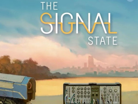 The Signal State is a Video Game that Lets You Save the Future With Modular Synthesizers