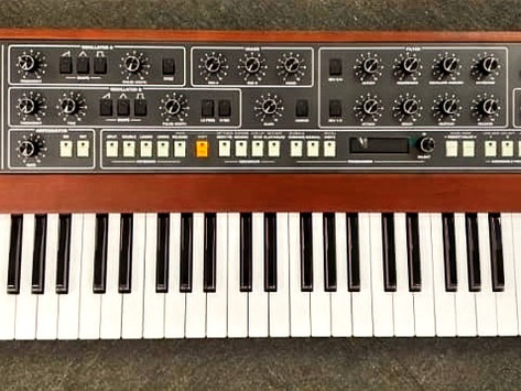 Behringer Teases Prototype of the Pro-16: A Clone of the Iconic Prophet-5 Synthesizer