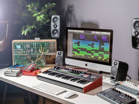 IK Multimedia Introduces UNO Synth Pro Analog Keyboard Synthesizer