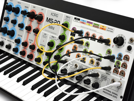 New MS-20 Mini and Behringer Neutron Overlays Will Help Unlock the Power of These Two Amazing Synths