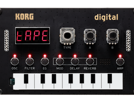 """Korg Announces """"Nu:Tekt"""" DIY Line of Synthesizers, Debuts With NTS-1"""