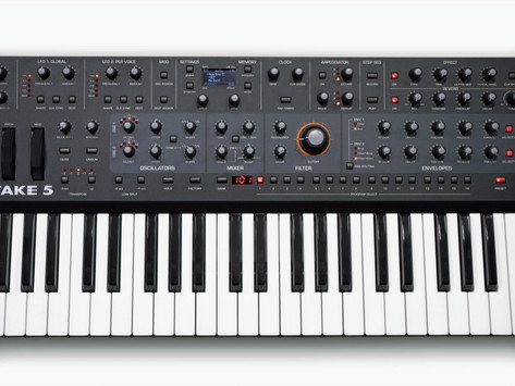 Sequential Rumored to be Preparing Release of Take 5 Synthesizer