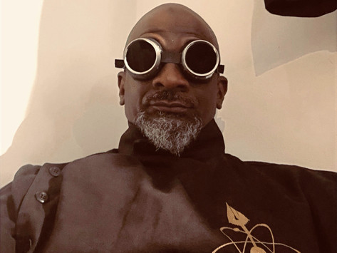 Staring Into the Abyss: Abdul Qadim Haqq Talks Early Life, The Book of Drexciya, and Social Unrest