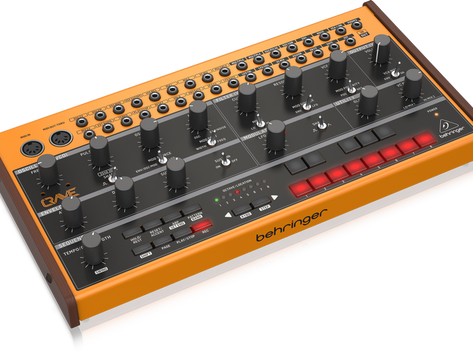 Watch: Behringer Shares Video for Upcoming Crave Synthesizer