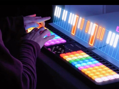 TheoryBoard MIDI Controller Puts the Full Power of Music Theory at Your Fingertips