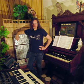 Watch Legowelt's Performance from the Intergalactic Festival 2020 Stream