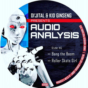 Di'jital and Kid Ginseng - Audio Analysis