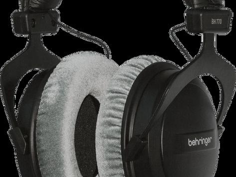 Behringer Releases Clone of Beyerdynamic DT 770 Studio Reference Headphones